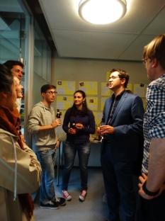 Meeting Jack van der Vorst
